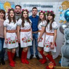 У Рожищі відбувся благодійний концерт зарада порятунку хлопчика