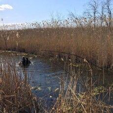 На кордоні з Молдовою виявили спиртопровід