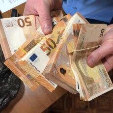 Поляк хотів перевезти через «Ягодин» майже 32 тисячі євро готівкою (Фото)