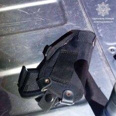 У Луцьку затримали наркомана з пістолетом
