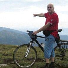 Не стало відомого енергетика тазатятого шанувальника велоспорту Юрія Леуша
