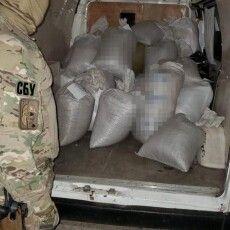 СБУ не дала вивезти з Рівненщини в Азію майже тонну бурштину (Фото)