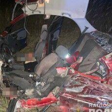 У ДТП загинуло двоє волинян – водій і пішохідка, що йшла по «зебрі» (Фото)