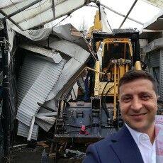 «Сила правди» навздогін візиту Президента на Волинь склала фотосписок місцин, де би він мав побувати (Фото)