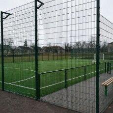 У Горохові відкрили новий спортивний майданчик для міні-футболу