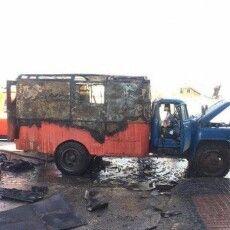 У Володимирі-Волинському вибухнула автівка (відео)