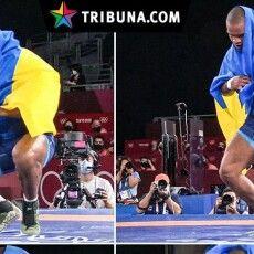 Чемпіон-борець Жан Беленюк: «У дитинстві я займався танцями» (Відео)