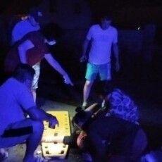Під Луцьком п'яний таксист збив двох людей та намагався втекти (Фото, Відео) - ДОПОВНЕНО