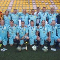 Волинські футболісти здобули «срібло» на Чемпіонаті України