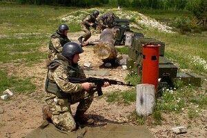 Обережно: біля Любешова розпочалися стрільби