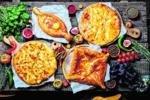 «Гарячі хачапурі!»: найкращі рецепти