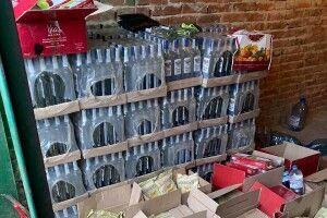 На Волині вилучено контрафактного алкоголю та тютюну на суму понад 1,3 млн грн. (Фото)