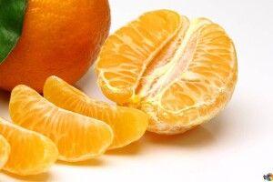 Що робити зішкірками мандаринів