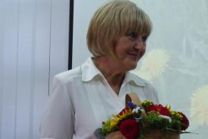 Заслужена артистка України  Галина Кажан вразила  своїми… вишитими іконами