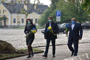 У Луцьку вшанували пам'ять жертв політичних репресій