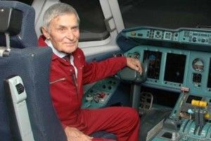 Помер льотчик Юрій Курлін – легенда «Антонова»