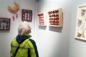 У Музеї мистецтв Прикарпаття представили волинську писанку