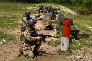 Біля Любешова стрілятимуть прикордонники