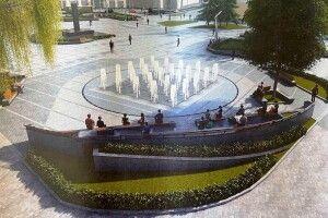 Лучани зможуть вмикати фонтани «на замовлення»