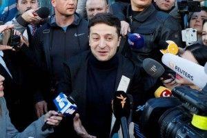 Вже навіть не смішно: у штабі Зеленського заявили, що ніякої прес-конференції перед дебатами їхній кандидат давати не буде