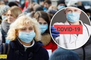 На Рівненщині від коронавірусу померла 37-річна жінка і захворів голова Сарненської райдержадміністрації