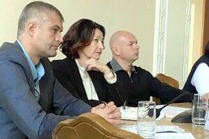 «Українська земля— стратегічний ресурс, який належить українцям іповинен бути захищеним»