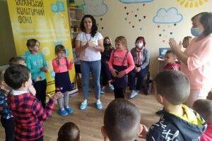 У громаді на Волині особливих діток навчали за допомогою музики та мистецтва