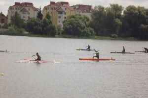 Збірна Волині посіла третє місце на чемпіонаті України з веслування
