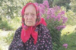 Бабуся Димна описала сторіччя ізжиття їїрідного села