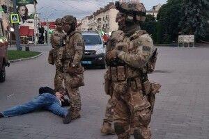 Нападників у Луцьку й Полтаві та київських мінерів затримували понад півтори тисячі поліцейських