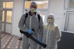 В університетському гуртожитку стався спалах коронавірусу