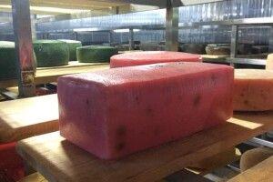 У селі неподалік Луцька варять унікальні сири