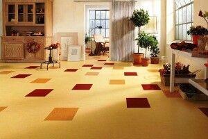 Мармолеум - покриття для підлог нового покоління