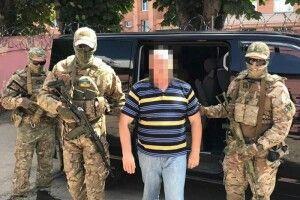 Засудили чоловіка, який за гроші передавав інформацію ФСБ Росії