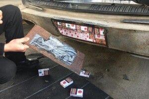 У «Доманово» громадянин Білорусі позбувся автівки через приховані сигарети