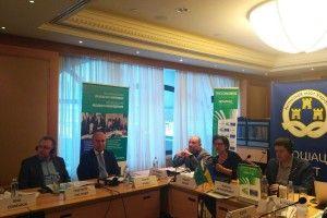 Очільник Луцька дискутує в Києві щодо інструментів електронного врядування