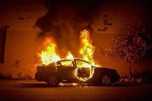 Хтож підпалив автівки?