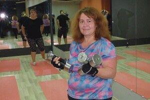Тетяна Євдокименко замісяць схудла на6,5кілограма