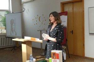 У Луцьку презентували «Жінку з хистом Аріадни»