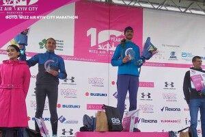 Рівненський легкоатлет став переможцем марафону Wizz Air Kyiv City Marathon