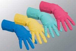Хай гумові рукавички служать довше