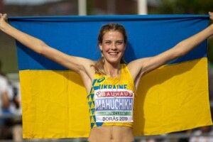Українки вибороли «золото» та «срібло» зі стрибків у висоту на Чемпіонаті Європи