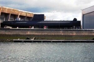 ВМС Франції виявили в Середземному морі субмарину, яка зникла безвісти 51 рік тому