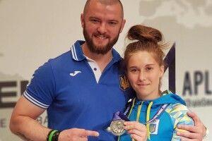 Лучанка встановила «силовий» рекорд України