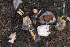 Рожищан оштрафували за залишене на березі Стиру сміття