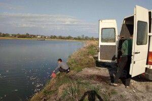 У Смідинській  ОТГ подбали, щоб рибалки були з уловом