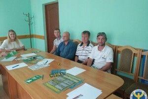 Військових та учасників АТО Камінь-Каширщини юридично «підковували»