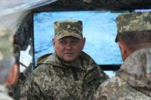 Головнокомандувач ЗСУ Залужнийспростовує наявність проблем з паливом на фронті