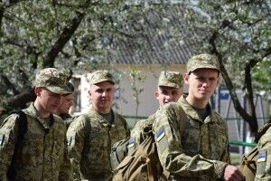 На службу до Державної прикордонної служби (Фото)