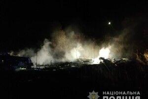 На Харківщині розбився літак, підтверджено 22 загиблих (Відео, фото). Доповнюється
